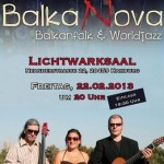 BalkaNova Konzert am 22. Februar in Hamburg